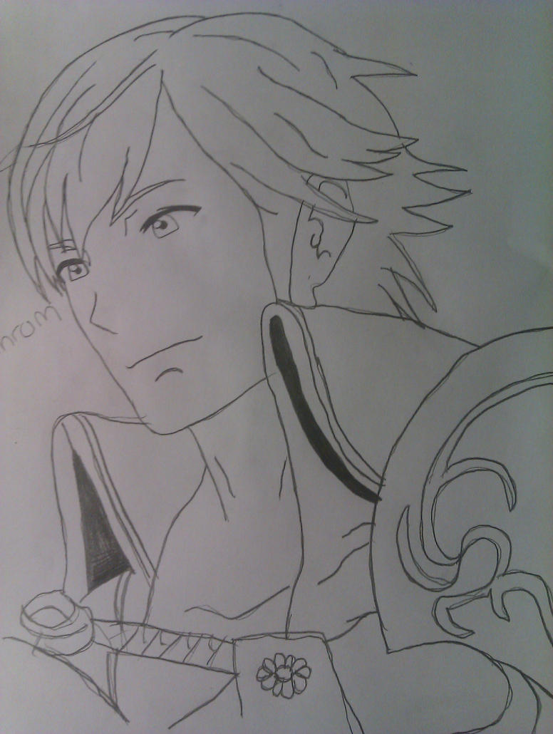 Marth Fire Emblem Awakening Drawing