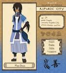 Republic City : Mao Shan