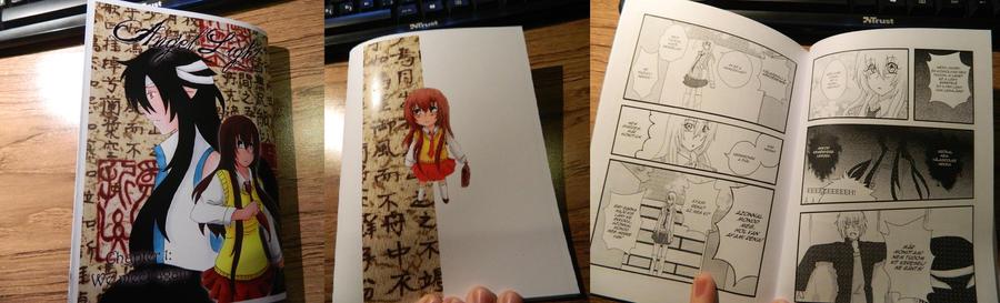 Angel Light Manga Chapter 1 available