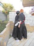 Ichigo x Rukia Cosplay