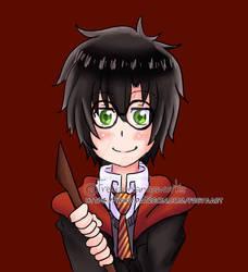 Chibi - Harry Potter