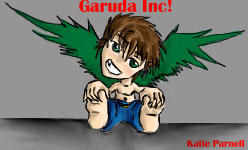Green Wings by garuda-inc