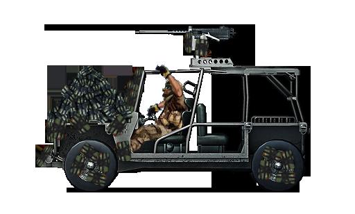 Beep Beep Jeep, side view
