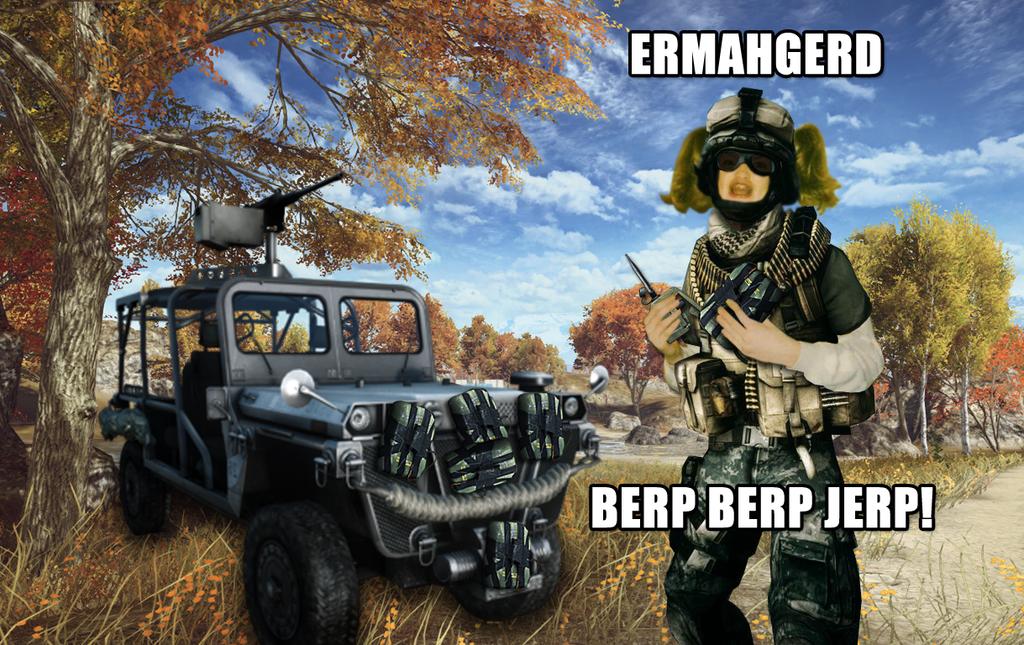 Ermahgerd Berp Berp Jerp by MrCanDefinitely