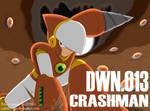 RMNNo - DWN013 Crashman