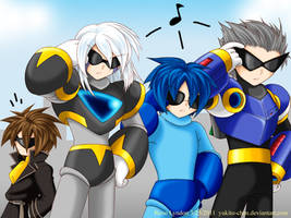RMN - The Coolest There Is by yukito-chan
