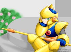 RMN - The Musing Knight by yukito-chan
