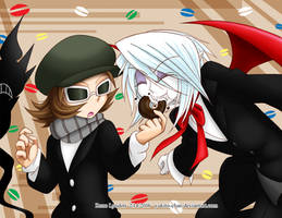 PopnM - Love Bites by yukito-chan