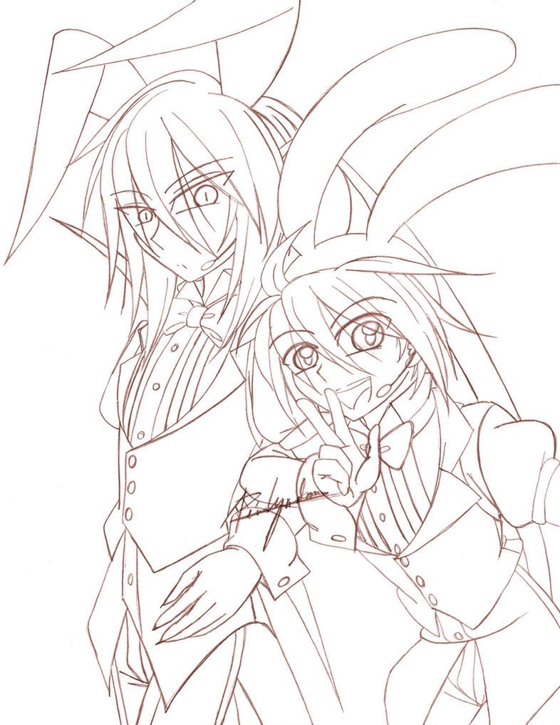 Sketch - The Bat and the Idol Boy by yukito-chan
