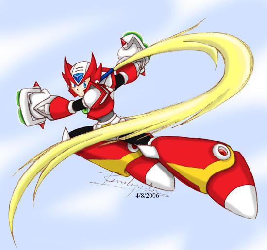RMX - Zero's K Knuckle Sample by yukito-chan
