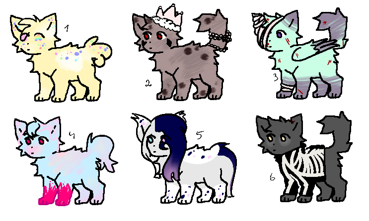 adopts open (3/6) by pff-f