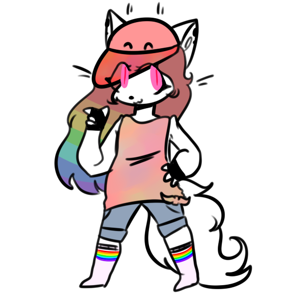[ gay pride ] [c] adopt by pff-f