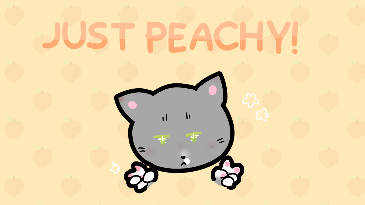 JUST PEACHY! by pff-f
