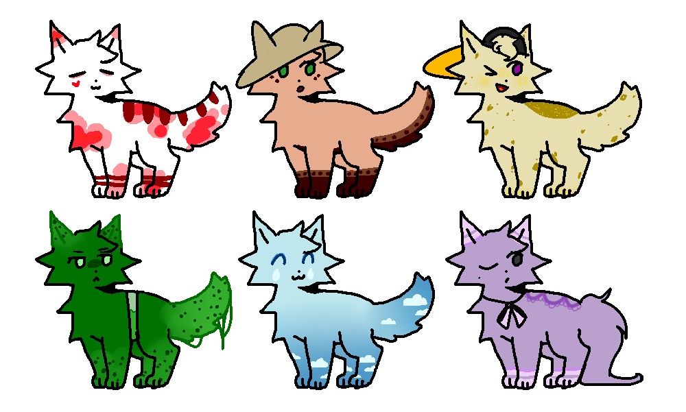 colour based adopts [open] by pff-f