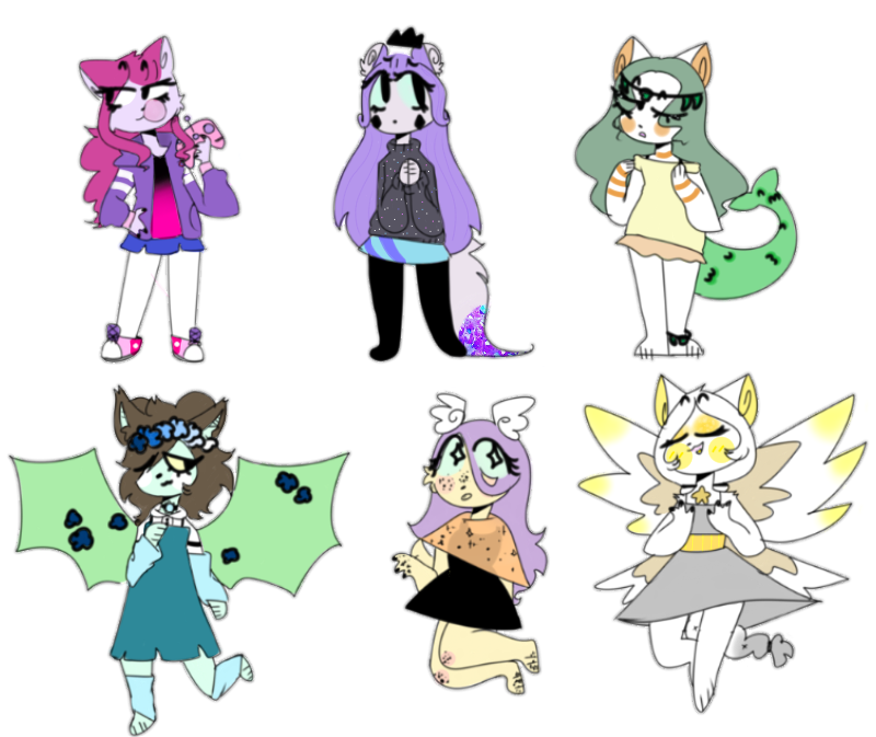 auction adopt batch ! [closed] by pff-f