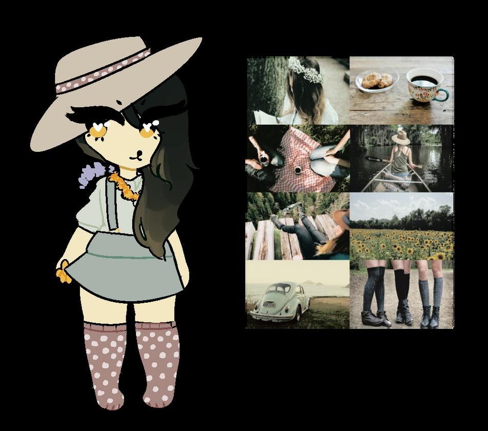 Tea Reed (custom) by pff-f