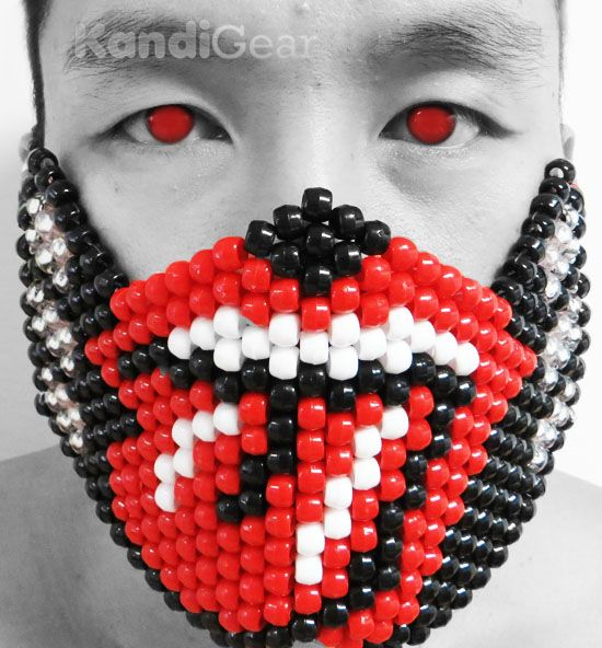 Plur Kandi Mask Patterns 60 SOFTBLOG Cool Kandi Mask Patterns