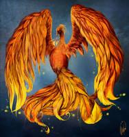 Phoenix by yaamia
