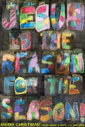 Jesus is the Reason by FaithSensei