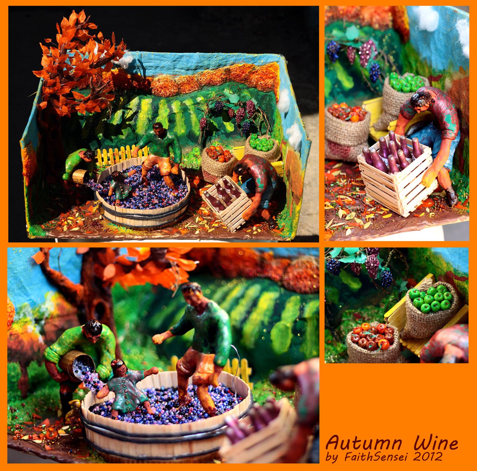 Autumn Wine by FaithSensei