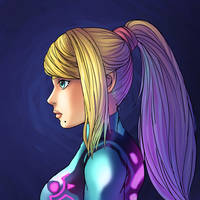 Zero Suit Profile by asaragi
