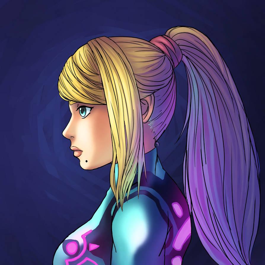 Zero Suit Profile by asaragi