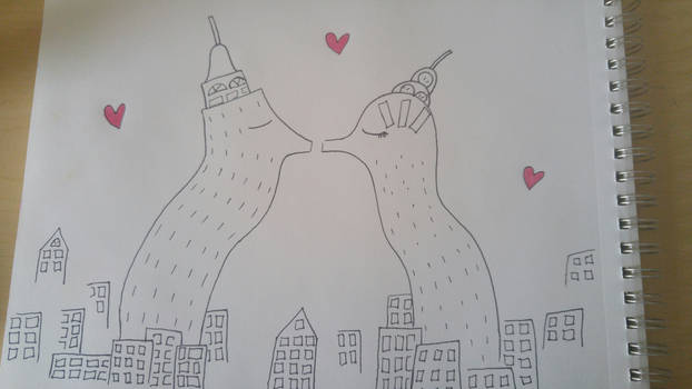 A Skyscraping Love