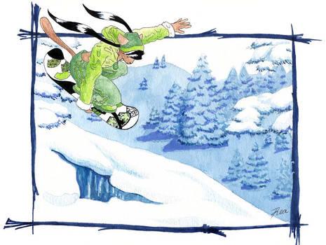 Jade Snowboarding