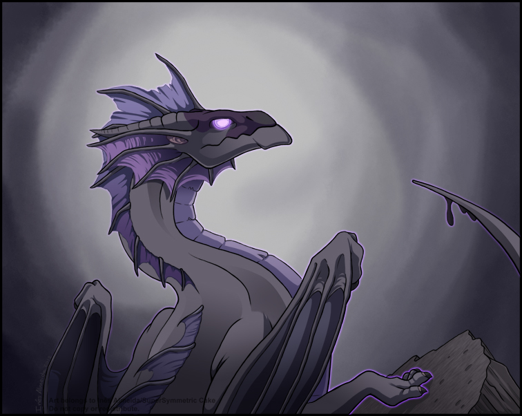 FR: Shadowbinder by SuperSymmetricCake
