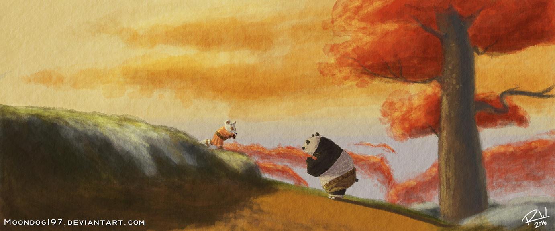 Kung Fu Panda Final by Moondog197