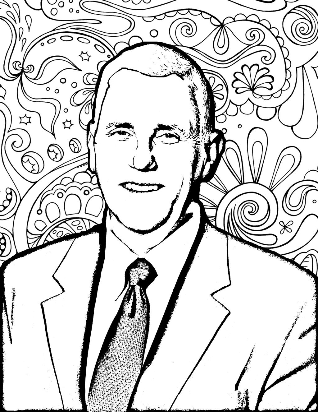 mikes restaurant coloring pages - photo#31