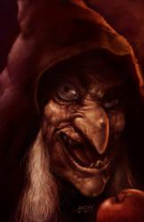 Wicked Witch by bonify