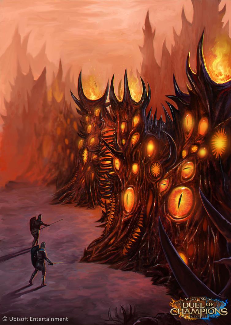 Walls of Destruction by bonify