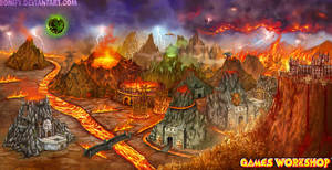 Realm of Fire Map