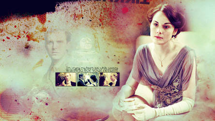 Downton Abbey: Mary and Matthew by Torri012
