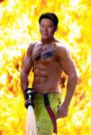 Star Trek Voyager - Firefighter Harry Kim 2 by Torri012
