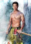 Star Trek Voyager - Firefighter Harry Kim 3 by Torri012