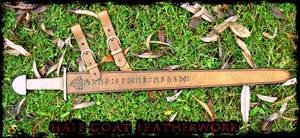 Viking Sword Scabbard