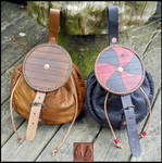 Viking Shield Pouches