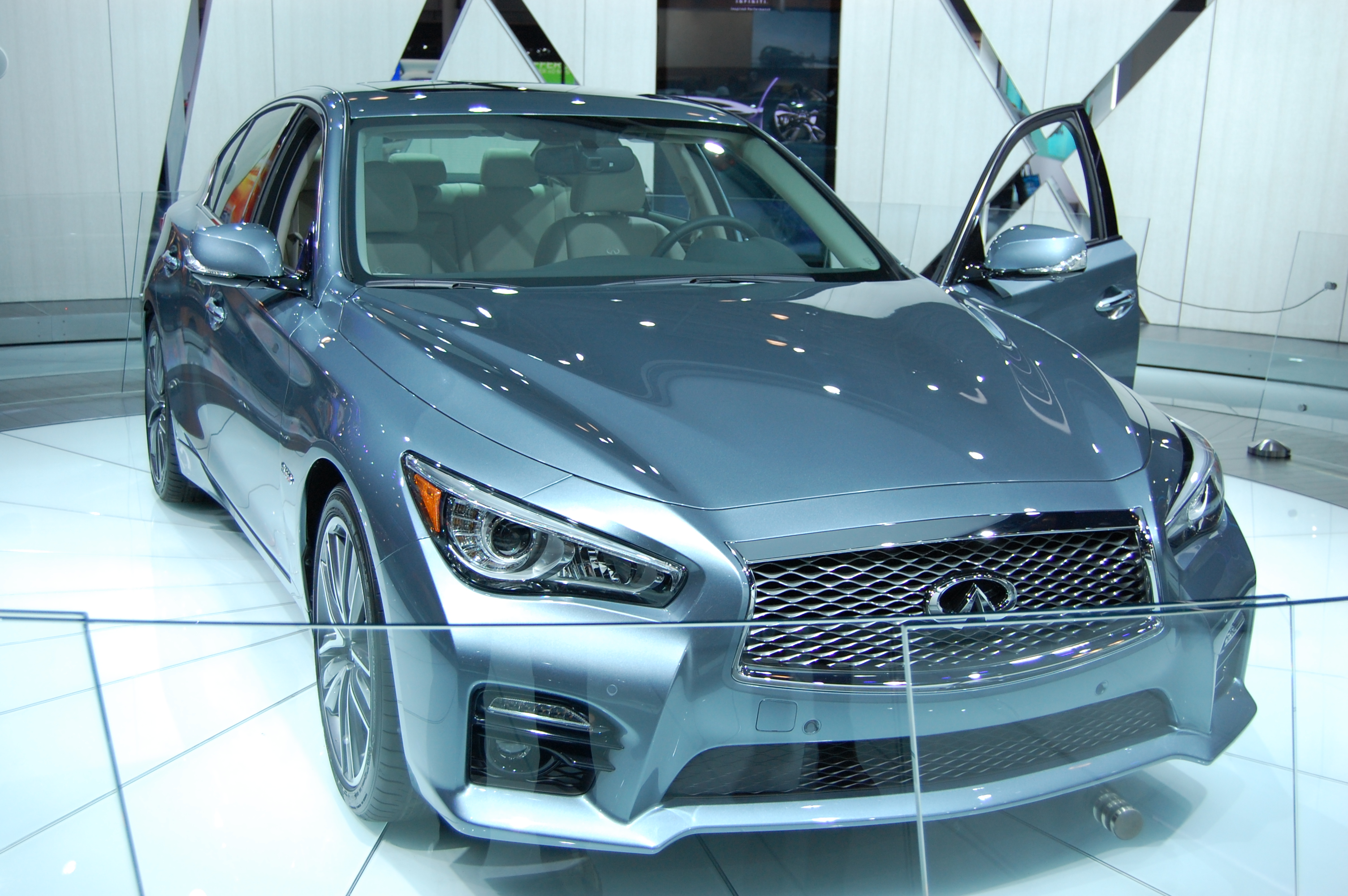 2014 infiniti q50 hybrid sport i by hardrocker78 on. Black Bedroom Furniture Sets. Home Design Ideas