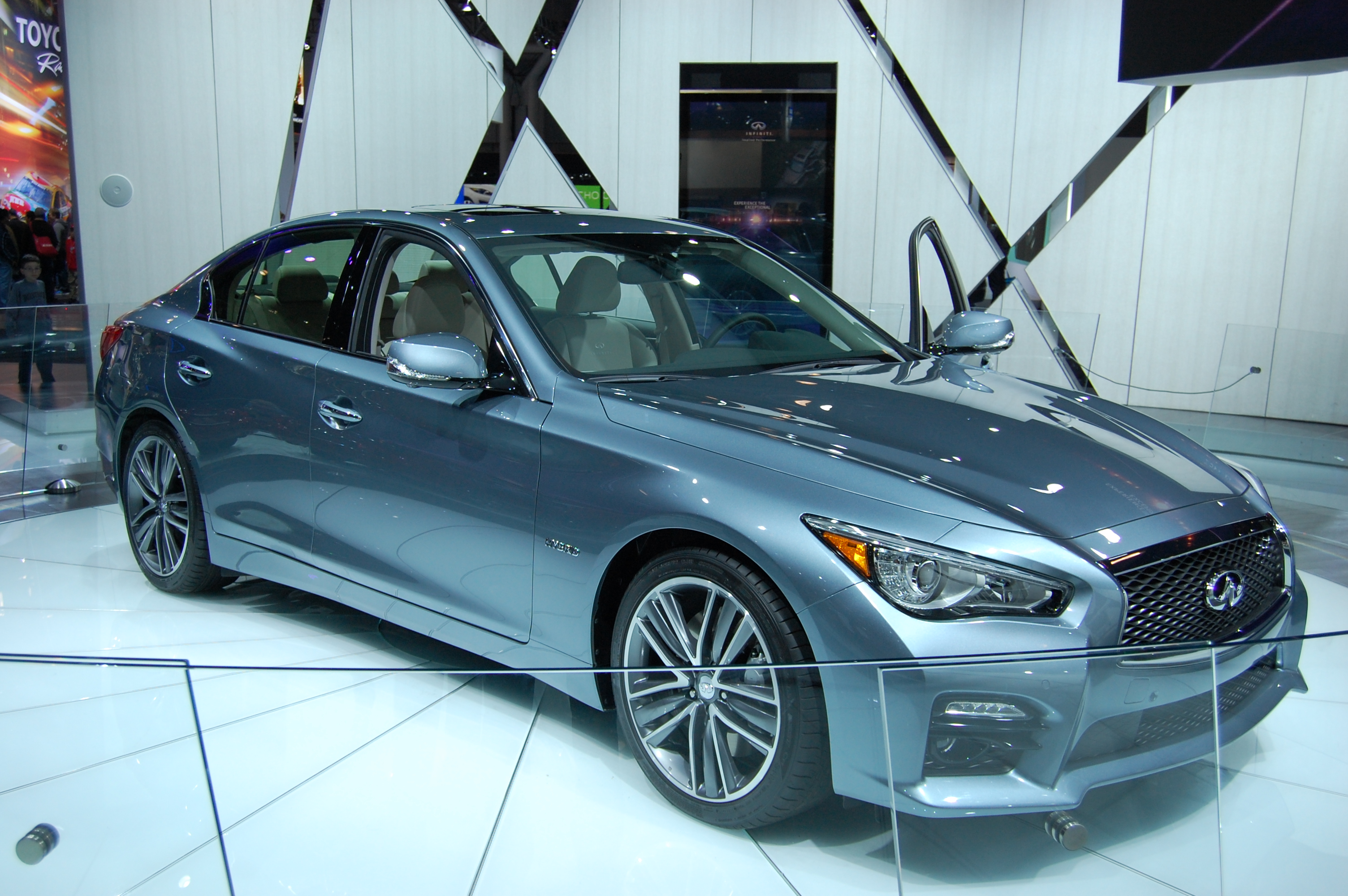 2014 infiniti q50 hybrid sport ii by hardrocker78 on. Black Bedroom Furniture Sets. Home Design Ideas