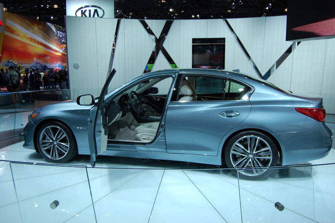 2014 infiniti q50 hybrid sport iv by hardrocker78 on. Black Bedroom Furniture Sets. Home Design Ideas