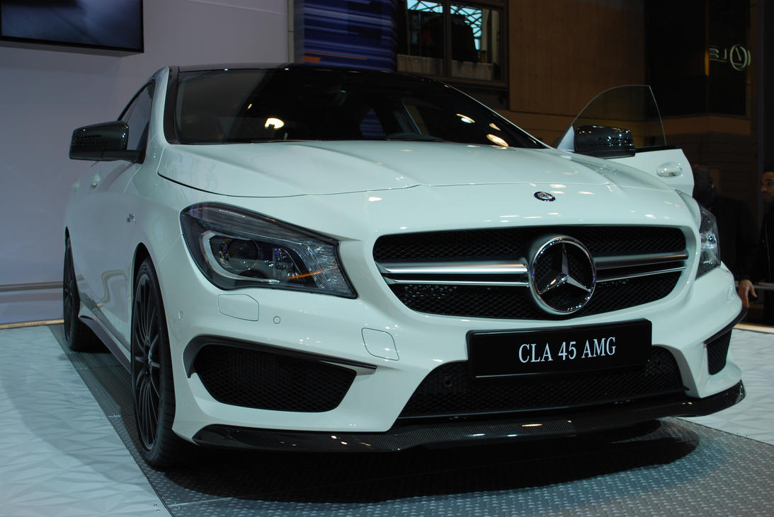 2014 mercedes benz cla45 amg i by hardrocker78 on deviantart for Mercedes benz cla45 amg 0 60