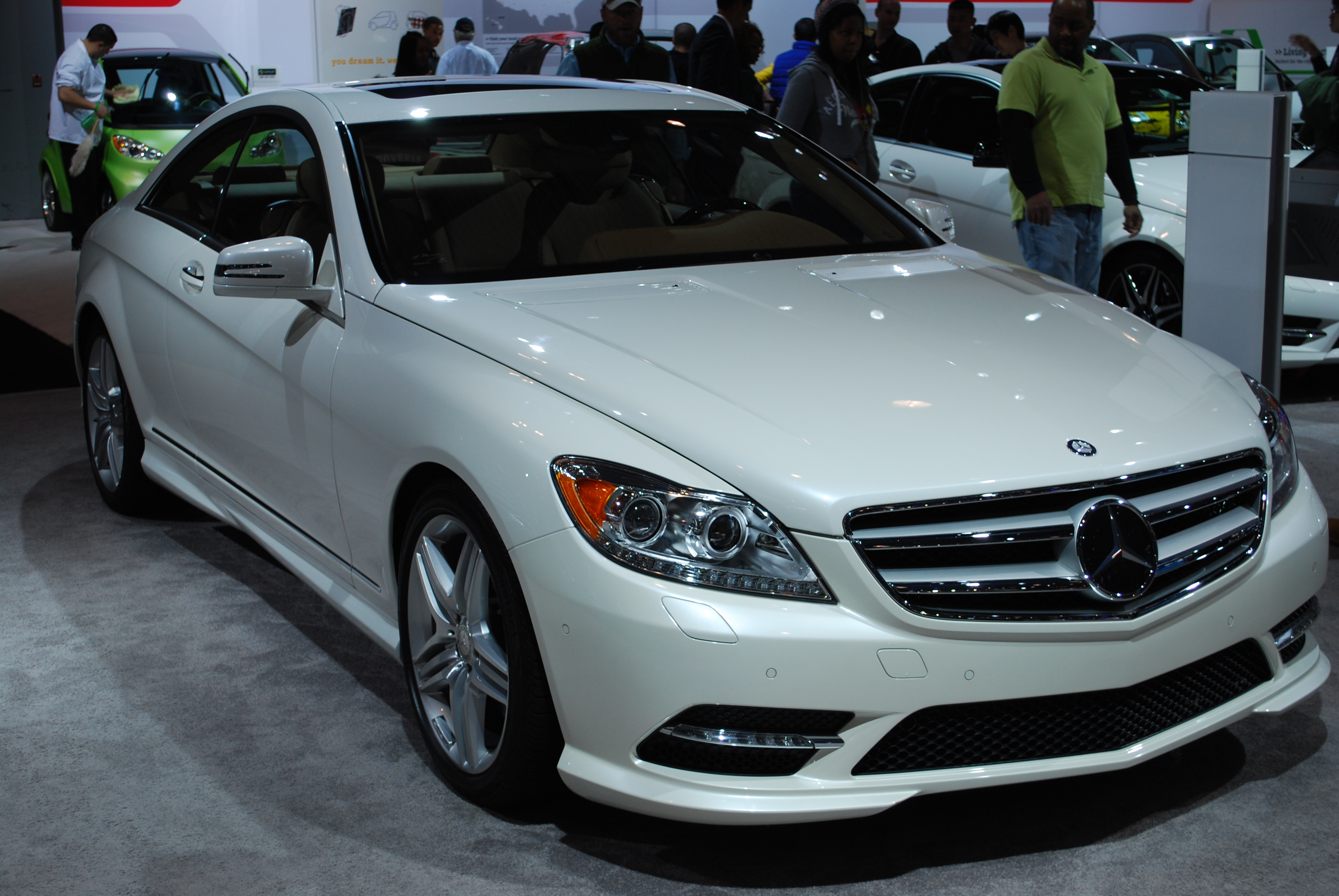 Mercedes benz cl550 4matic coupe i by hardrocker78 on for 2014 mercedes benz cl550 4matic