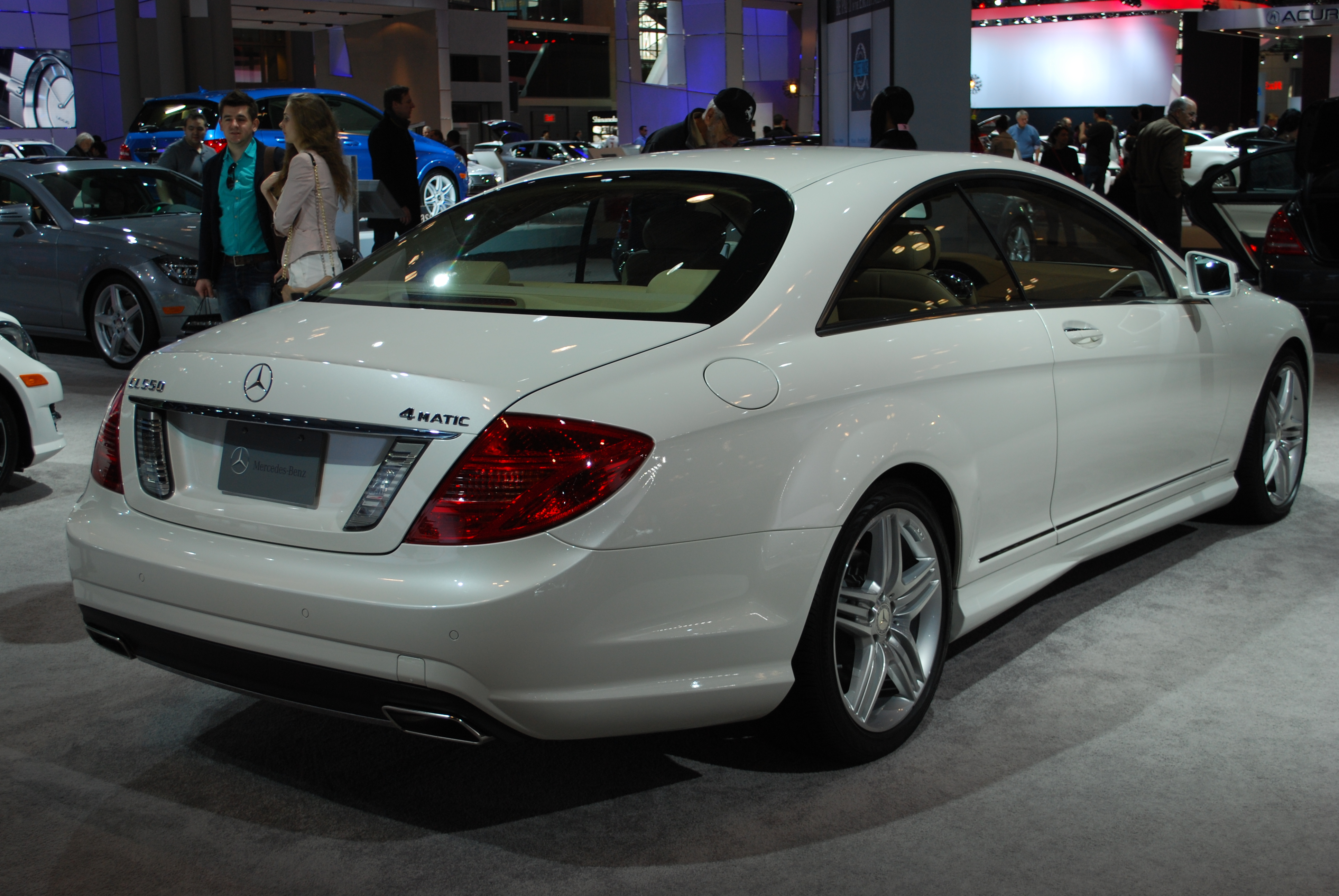 Mercedes benz cl550 4matic coupe ii by hardrocker78 on for 2014 mercedes benz cl550 4matic