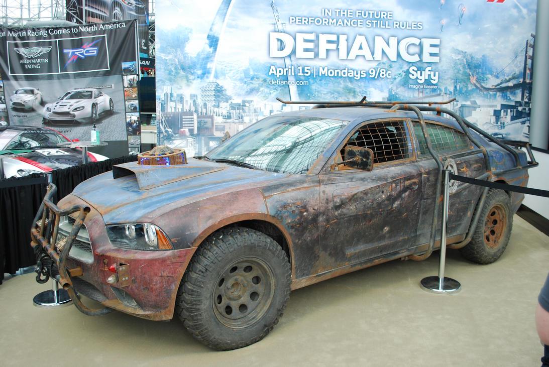 DODGE Charger DEFIANCE Law-Keeper Car (II) by HardRocker78