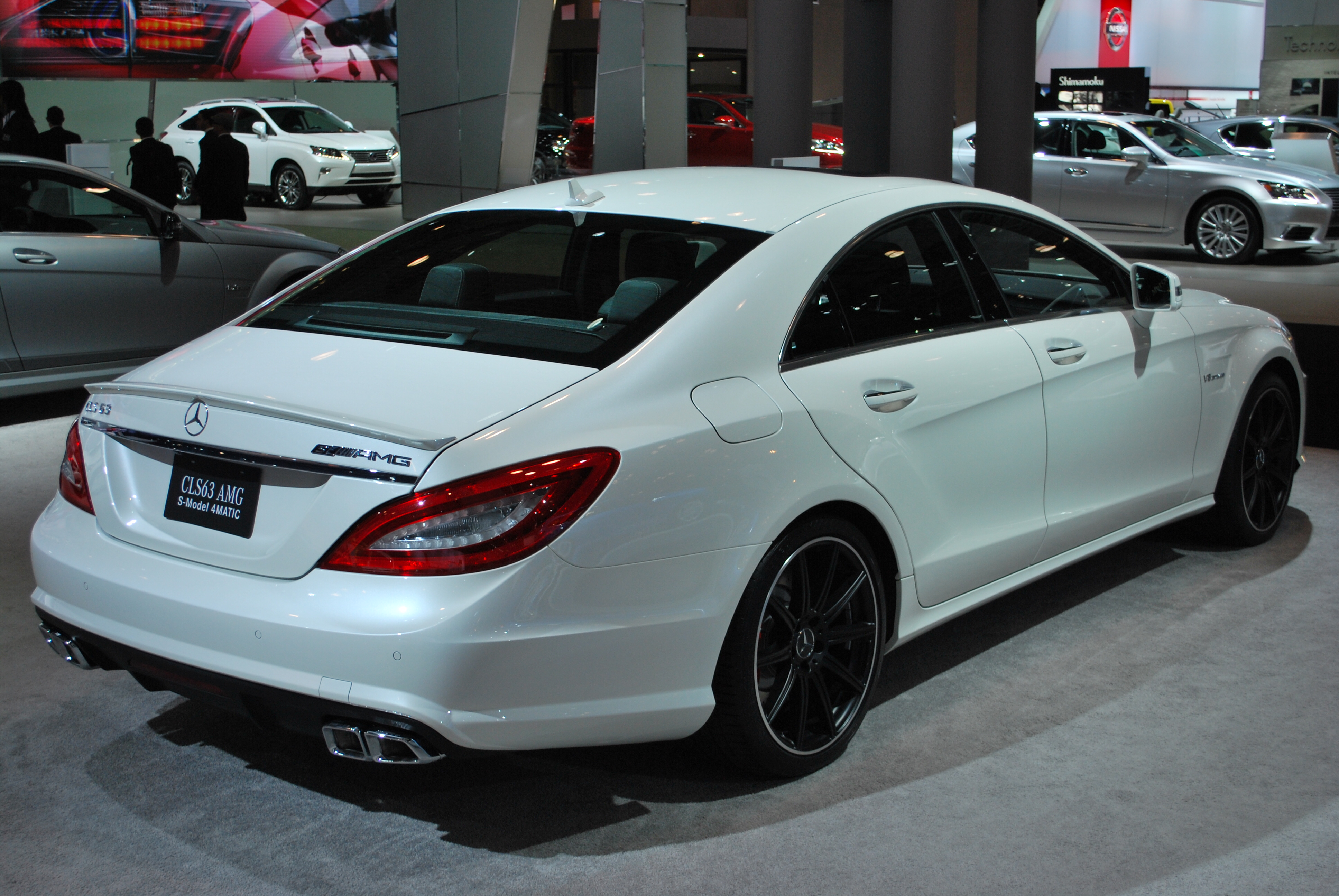 2014 mercedes benz cls63 amg s model 4matic ii by for 2014 mercedes benz cls63 amg 4matic