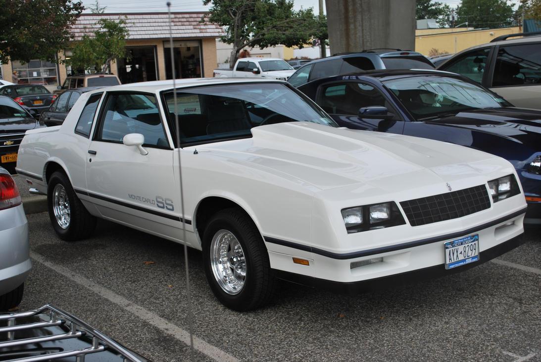 1984 CHEVROLET Monte Carlo SS (II) by HardRocker78 on ...