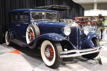 1931 CHRYSLER CG Imperial LeBaron Club Sedan (II) by HardRocker78