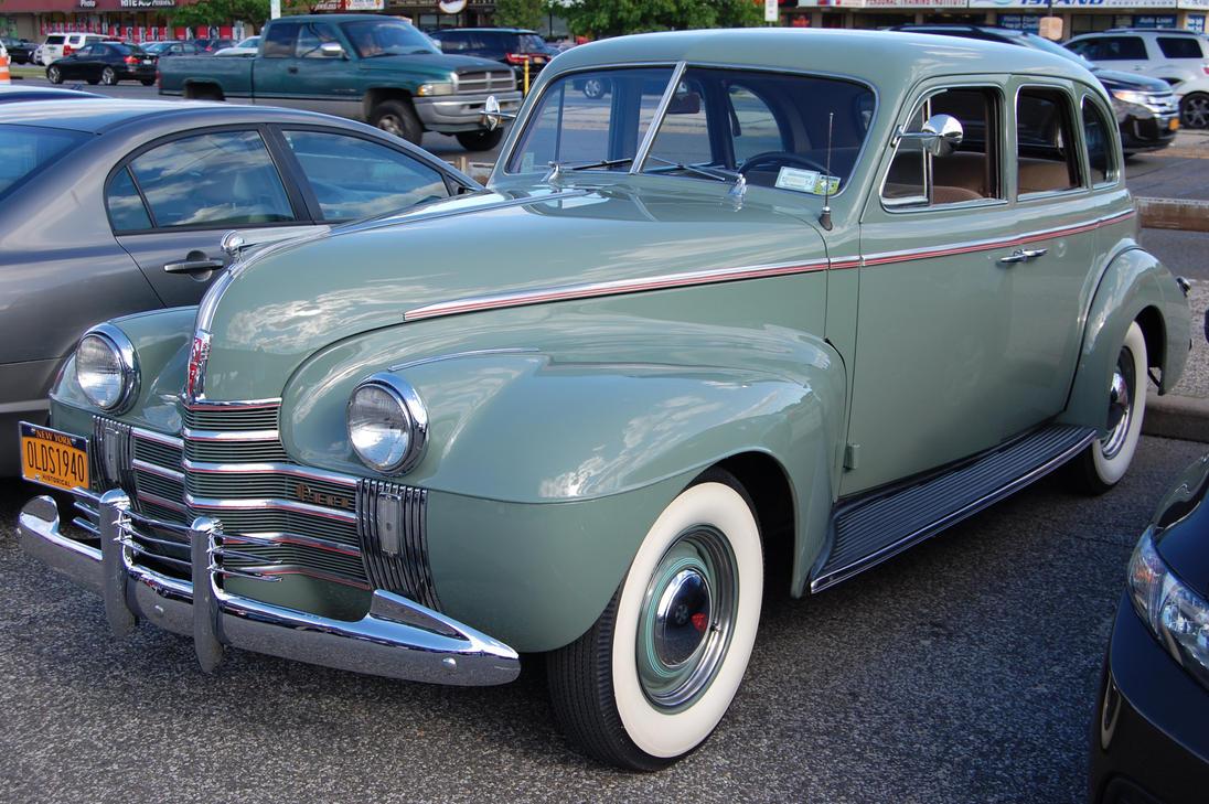 1940 oldsmobile series 70 4 door sedan ii by for 1940 oldsmobile 4 door sedan